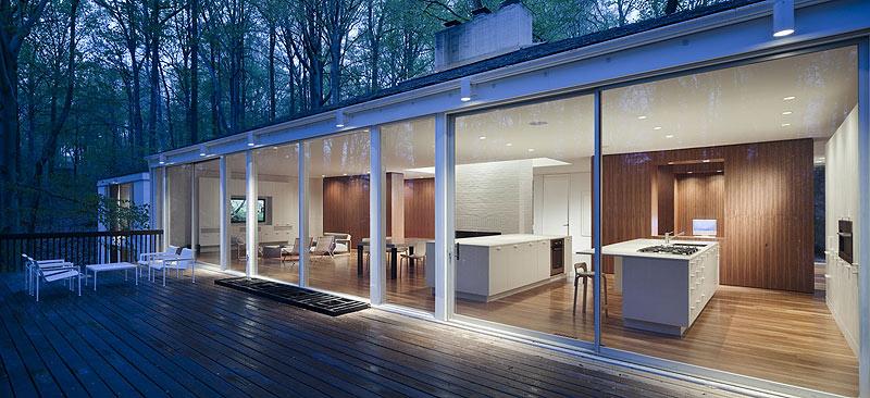 Record Houses - David Jameson Architect, decoracion, diseño, interiores, muebles