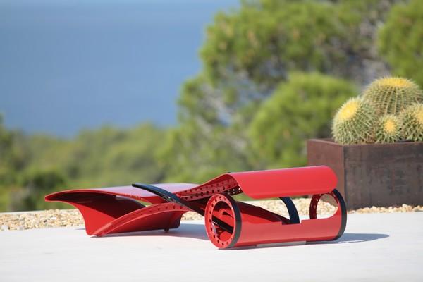 D_lux - Royal Botania, muebles, decoracion, diseño, tumbona
