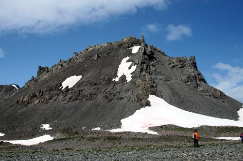 南極 ハーフムーン島