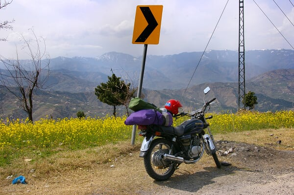 Motorcycle Diaries, A doc's adventures. - Near20chattar?psid1