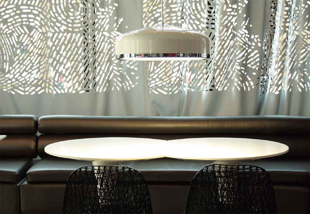 Lámparas con pantalla de aluminio – Cooper, decoracion, diseño, iluminacion
