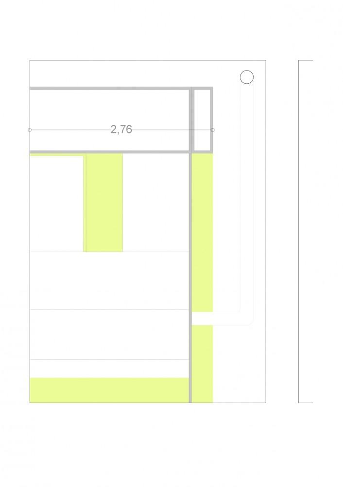Estudio en Malasaña - Brijuni Arquitectos
