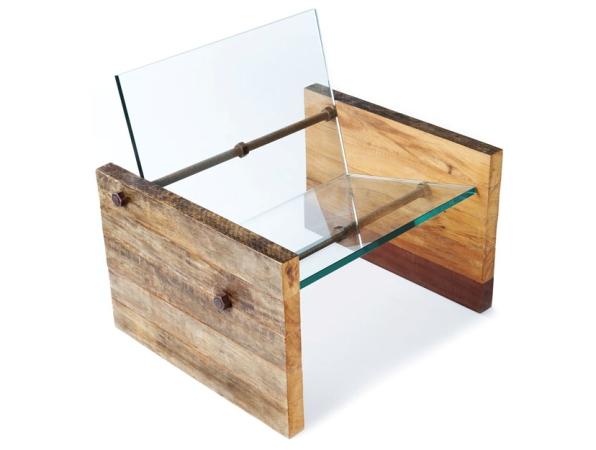 Este interesante mueble ha sido creado, desarrollado y producido por