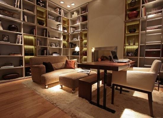 Casa FOA 2009: Espacio N°18, Sala de Lectura, Arquitectura, Diseño, Colores,Judith Babour