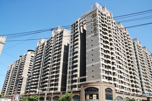 台北縣 林口 林口特區 遠雄 遠雄大未來 未來市 未來之丘