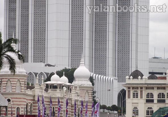 Merdeka Square 吉隆坡独立广场 雅岚 黑摄会