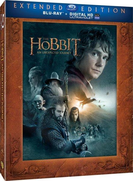 lo hobbit un viaggio inaspettato edizione estesa blu-ray