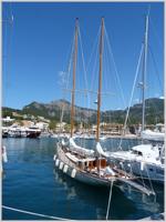 Soller port, Mallorca