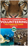 Peter Lynch's new book about Wildlife Conservation Volunteering Trips