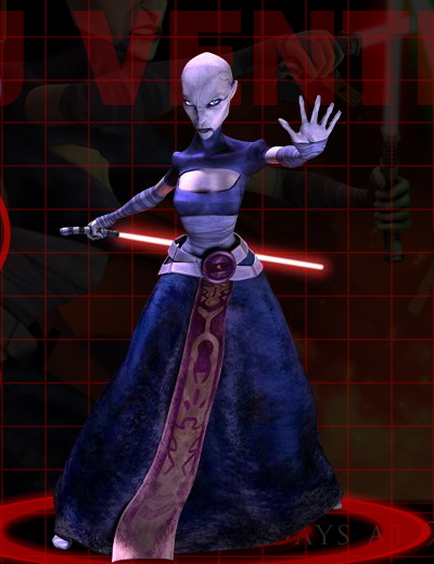 [動畫] Star Wars: The Clone Wars (2008 TV series) Star%20Wars%20The%20Clone%20Wars%20-%20Asajj%20Ventress