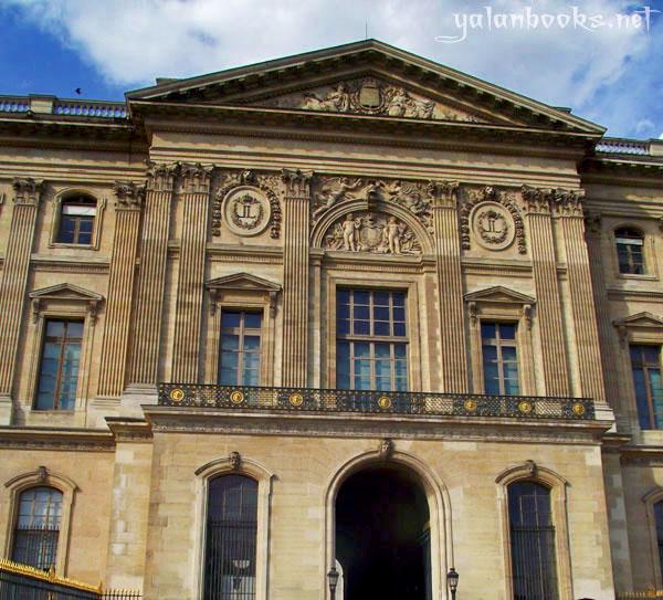 Paris The Louvre Photography Views Romanticism Yalan雅岚 黑摄会
