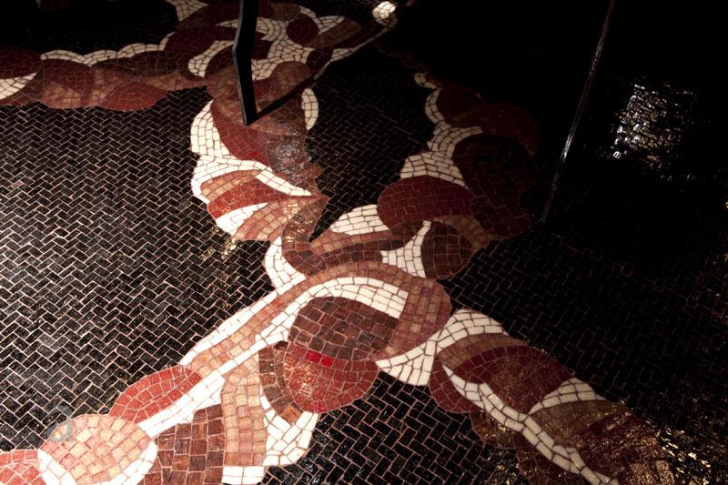 Casa FOA 2010, La Defensa, espacio 15, Comedor con Arte - Flavio Dominguez - Nushi Muntaabski, decoracion, muebles