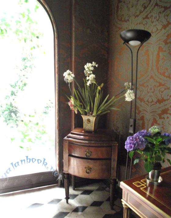 Paris Noble house Romanticism 巴黎 私人古宅 浪漫主义 Yalan雅岚 黑摄会