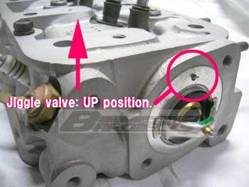 jiggle valve