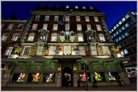 Fortnum & Mason department store, Piccadilly, London