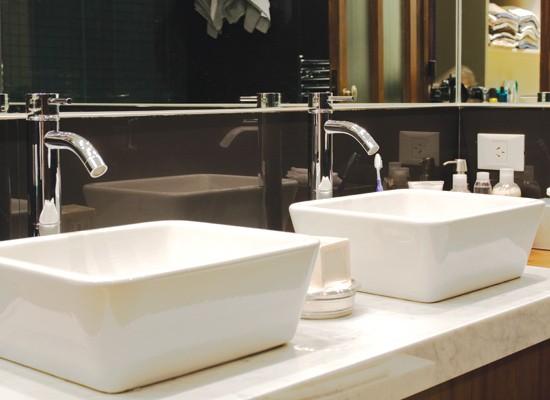 Bachas Para Baño Modernas:Grifos y bachas: 10 propuestas para tu baño – Blog y Arquitectura