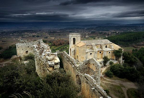 Oppède-le-Vieux Provence Photography Views Romanticism Yalan雅岚 黑摄会