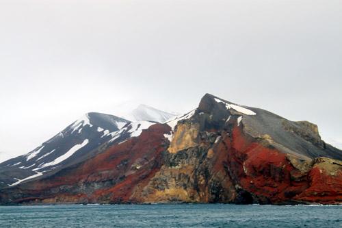 南極 デセプション島