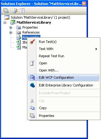 Start chương trình config editor