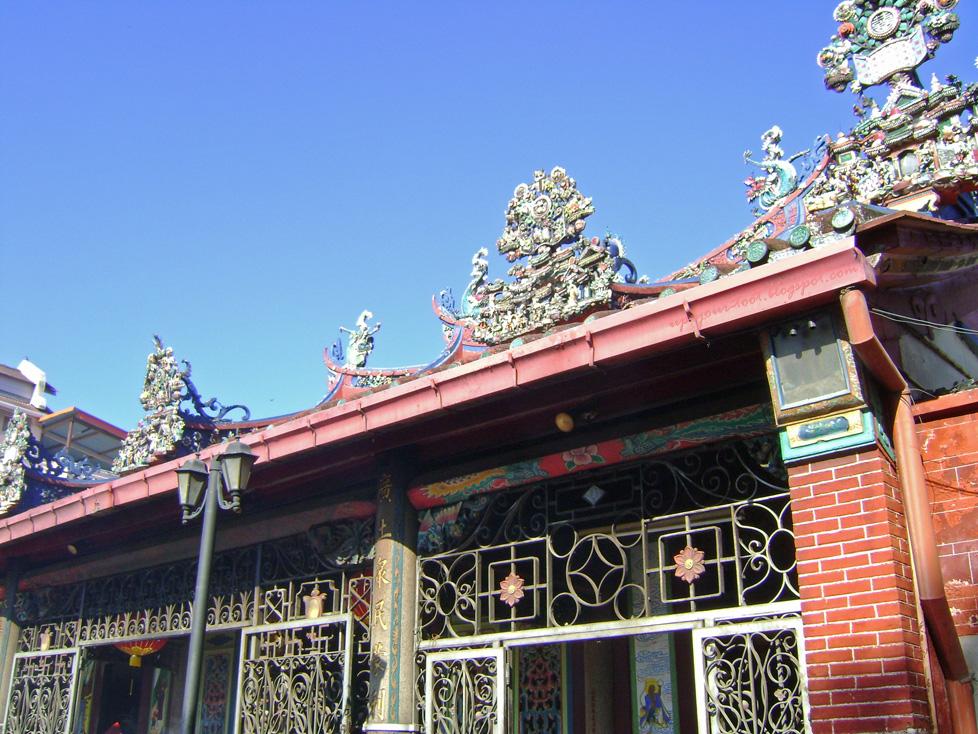 Goddes of Mercy Temple Pitt Street Penang, Kuan Im Teng