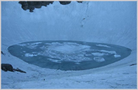 Roopkund Lake - photo courtesy of blog.peakadventuretour.com