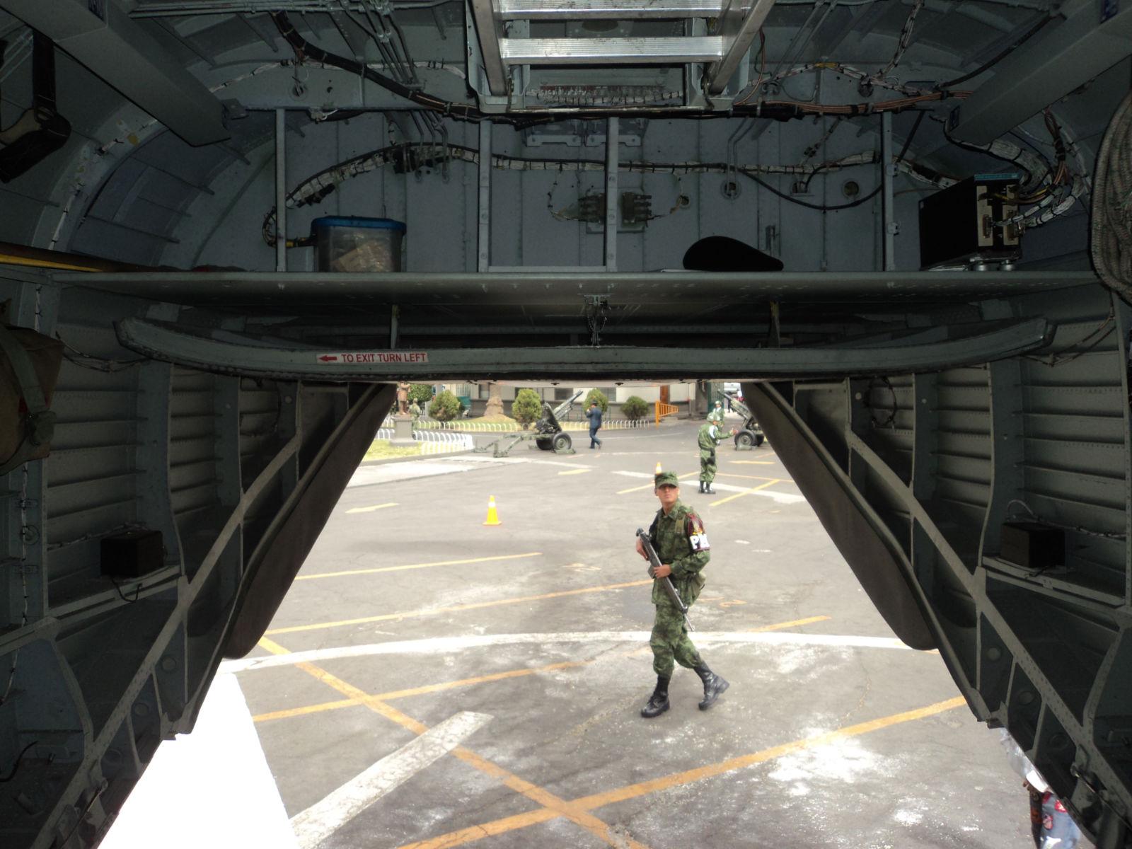 Exhibicion itinerante del Ejercito y Fuerza Aerea; La Gran Fuerza de México PROXIMA SEDE: JALISCO - Página 3 DSC01437