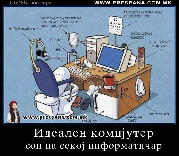 Идеален компјутер