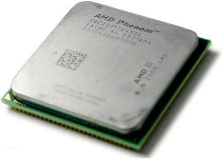 amd phenom II sample