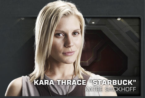 [影集] Battlestar Galactica (2004~2009) Battlestar%20Galactica%20-%20Kara%20Thrace%20Starbuck