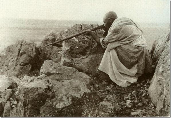 Afridi Tribesman Sniper