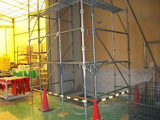 貨物エレベーター 工場エレベーター 営繕工事 荷物エレベーター