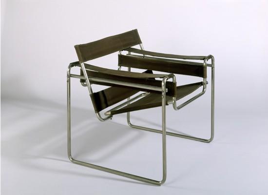Silla-Wassily,Marcel-Breuer,diseño,muebles,decoracion,interiores