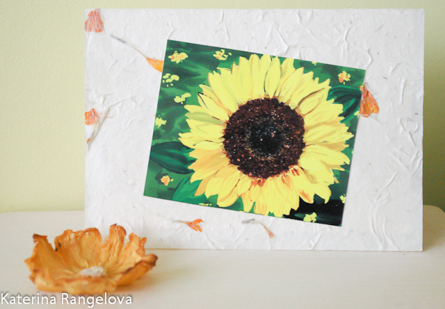 sunflowercard