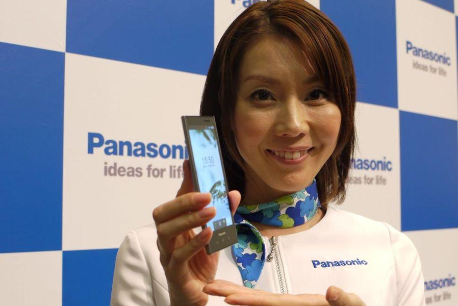 Panasonic Android Smartphone