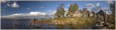 The Lahemaa National Park, Estonia