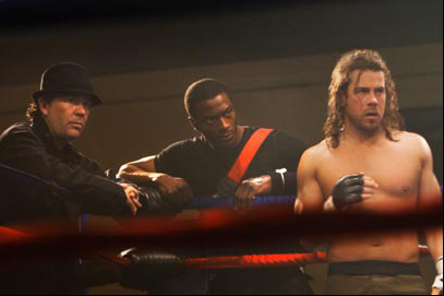 The Men of 'Leverage'