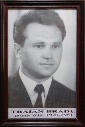 Traian Bradu - 1970-1981