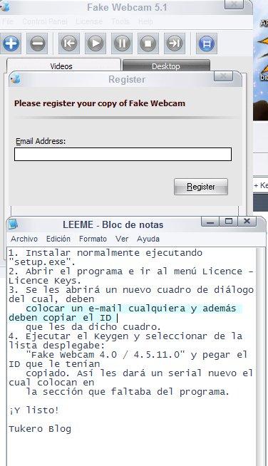 o_o! Fake Web Cam ( Engaña a tus amigos con una web cam falsa ) XD Si mola! Sshot-5