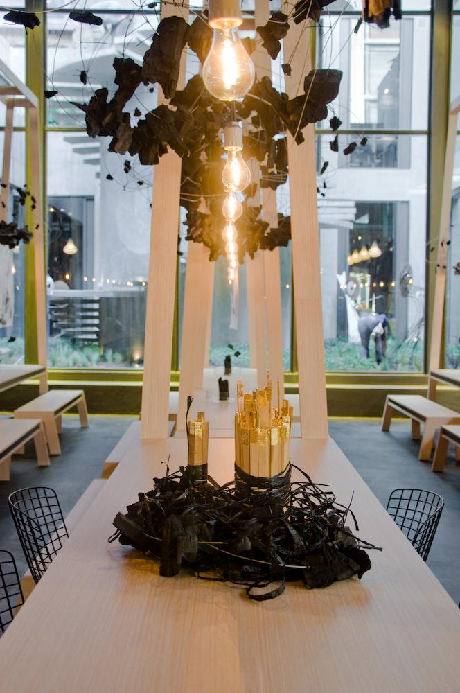 Casa FOA 2012: Cafetería Molina - Julio Oropel