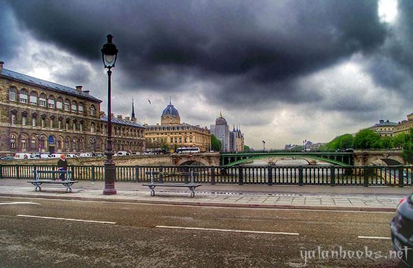 Paris  the Seine River Photography Views Romanticism 巴黎 塞纳河畔 风光摄影 浪漫主义 Yalan雅岚 黑摄会
