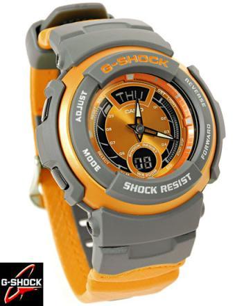 นาฬิกาข้อมือ คาสิโอ Casio G-Shock G-315RL-4DR_2