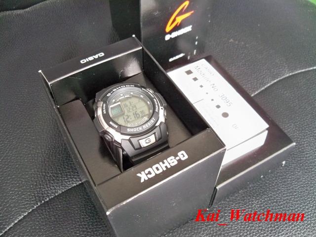 นาฬิกาคาสิโอ้ g-7700-1dr