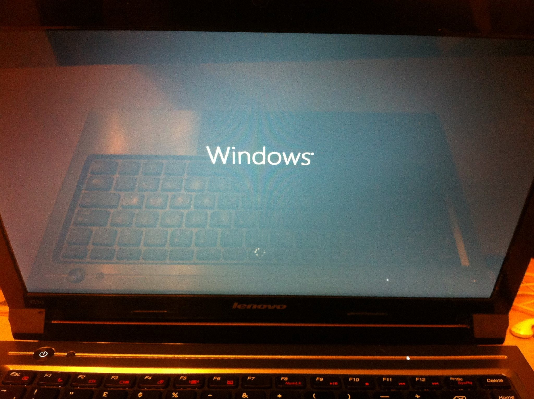 Windows 8 Release Preview Boot