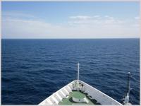 View from PO Cruises Aurora