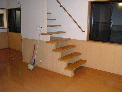 住宅リノベーション リフォーム 階段リフォーム 熱海市