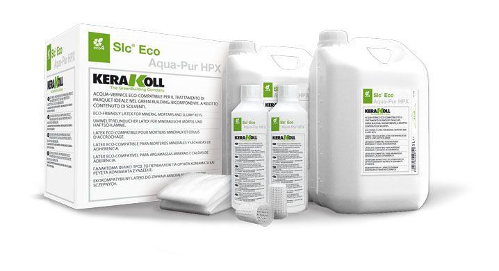 Lac Slc Eco Aqua-Pur HPX PENTRU PARCHET