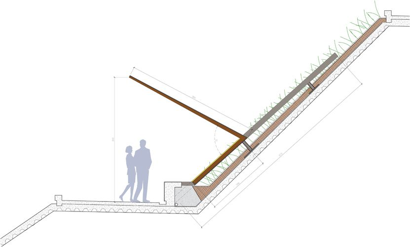 Arquitectura Paisajista, Line of Work, Jill Anholt Studio, arquitectura, paisajismo