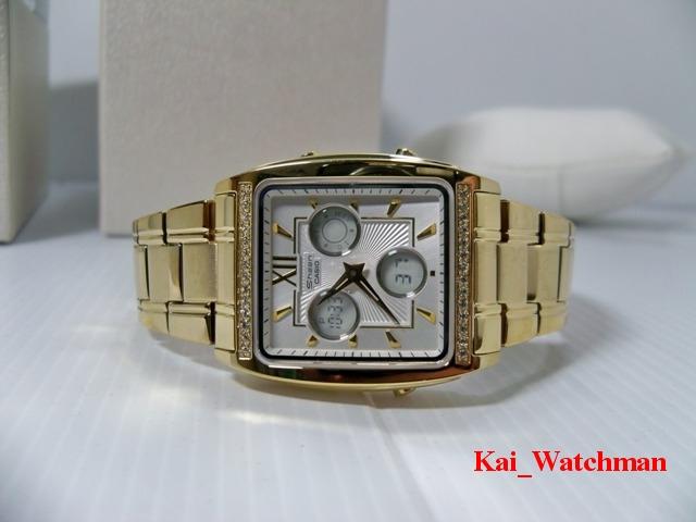 นาฬิกาข้อมือ คาสิโอ Shn-6500GD-7ADR_2