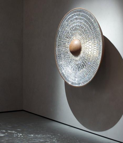 design, Iris - Fredrikson Stallard para Swarovski
