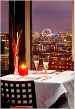 Minako restaurant - Hilton London Metropole